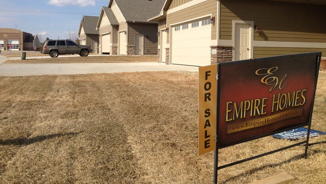 Home sales dropped in July in Sioux Falls.