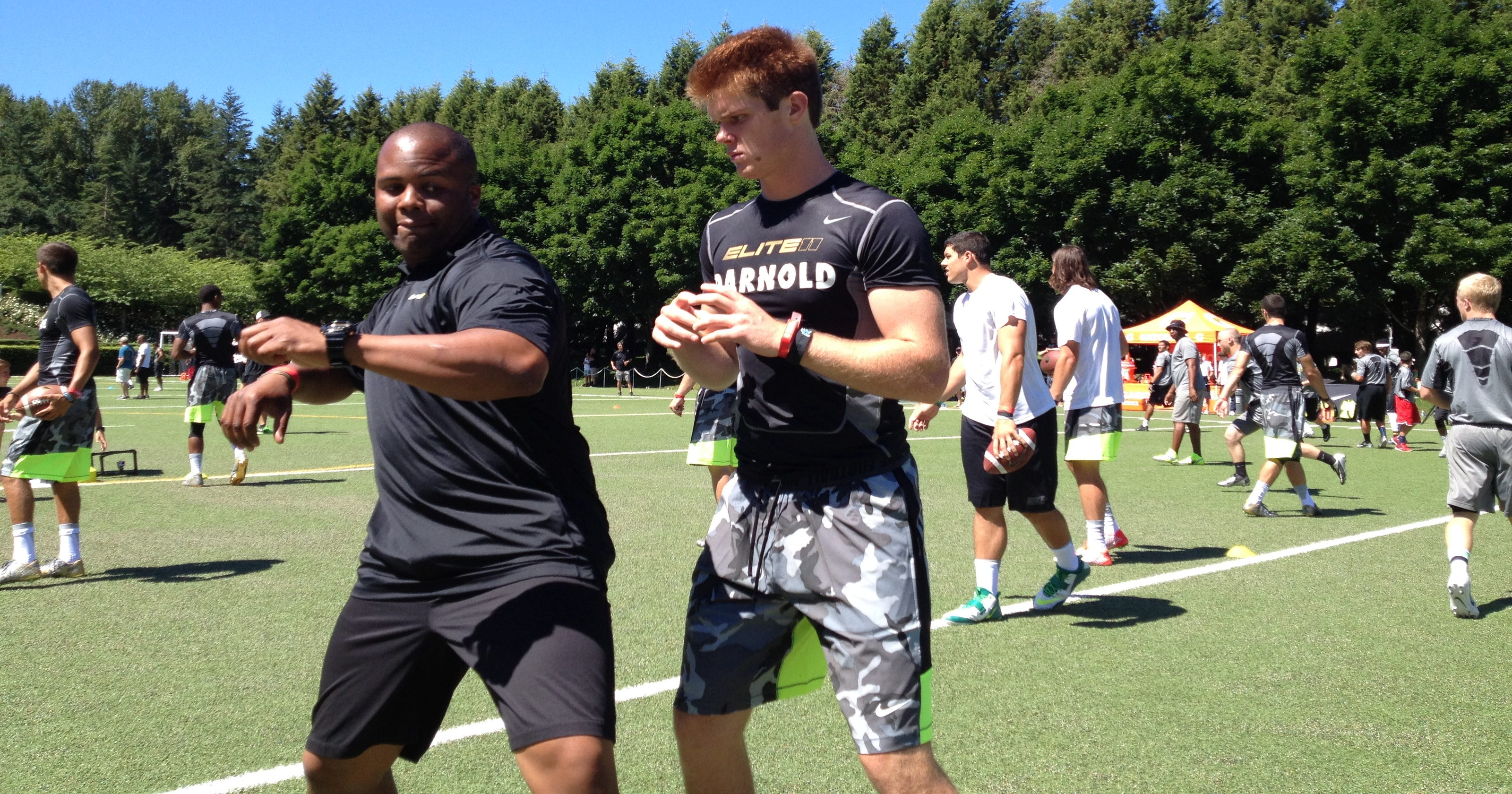 118b135ddfa Private coaches growing influence on college quarterbacks