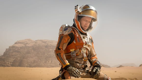 If only Matt Damon's 'Martian' character had known