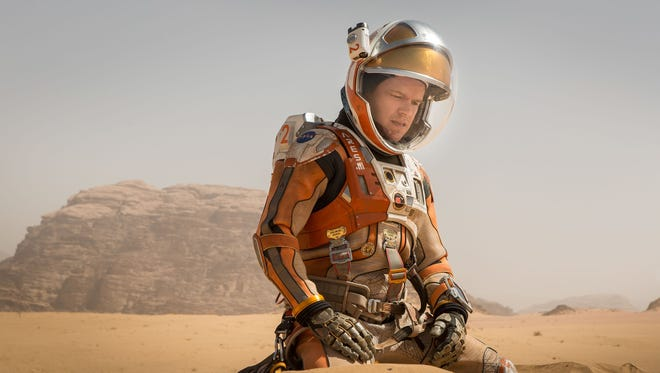 If only Matt Damon's 'Martian' character had known about the running water in Mars...