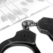 Saturday's Delaware County arrest log