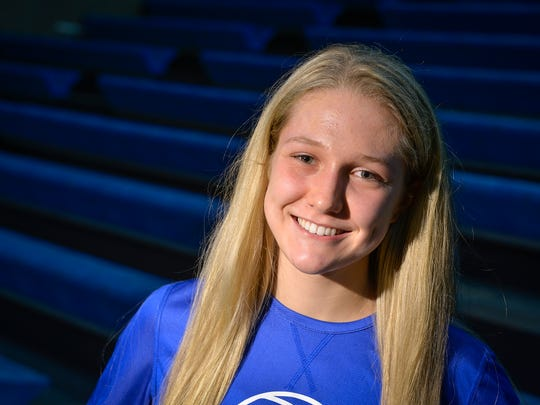 Sartell senior setter Ailsa Watson, the Times Media