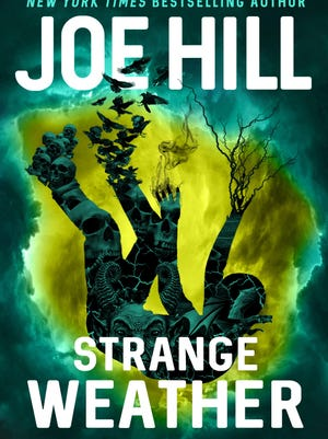 Strange Weather by Joe Hill is a collection of four short novels.