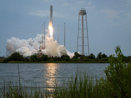 Nasa concerned with potential atlantic drilling for Space station usa