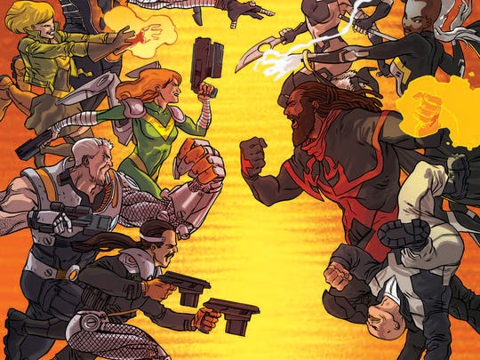 X-Force conflict