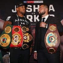 Showtime to air Joshua-Parker heavyweight unification bout on March 31 from Wales