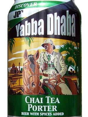 JP's Yabba Dhaba Chai Tea Porter is 5.5% ABV.