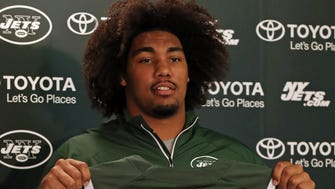 Did the Jets get the best player in the draft by taking DL Leonard Williams sixth?