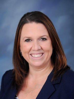 Marine Bank Controller Jessica Dodson