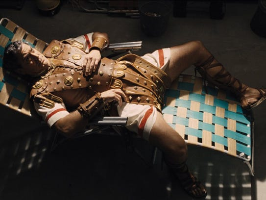 "George Clooney in ""Hail, Caesar!"" (Universal Pictures)"