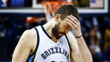 Gasol traded from Grizzlies? That's not unthinkable