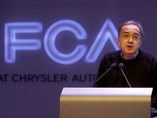 """""""We have already begun to flatten the world, and we are going to speed up that plan,"""" Fiat Chrysler Automobiles CEO Sergio Marchionne said in May."""