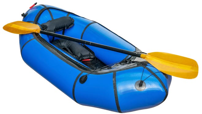 Packrafts like this are becoming increasingly popular for outdoor adventures. One company is lowering the price of entry.