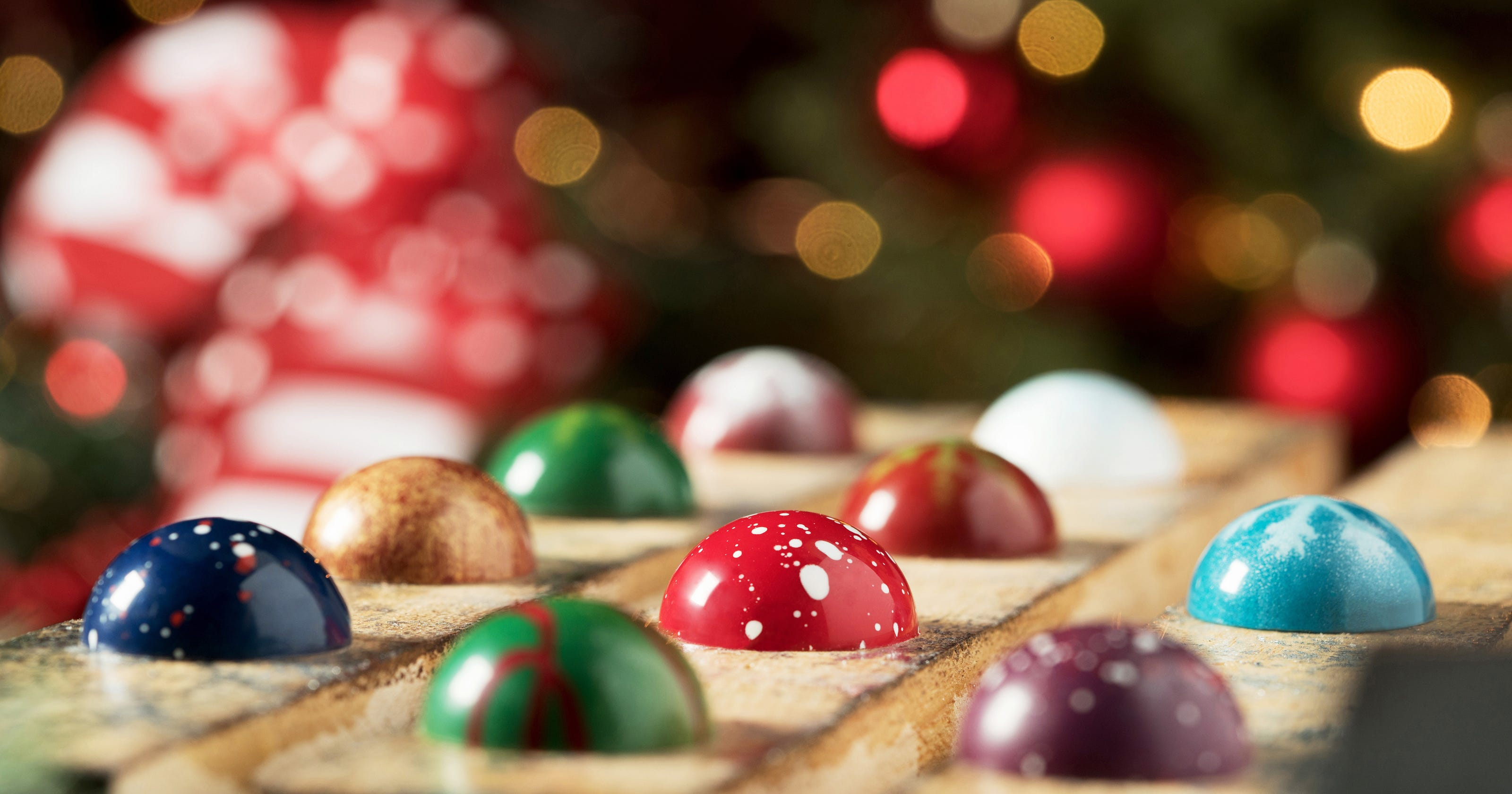 Norman Love Confections Crafts Chocolate Selection For Holiday Cheer