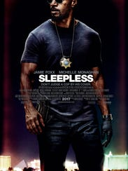"""The poster for """"Sleepless."""""""