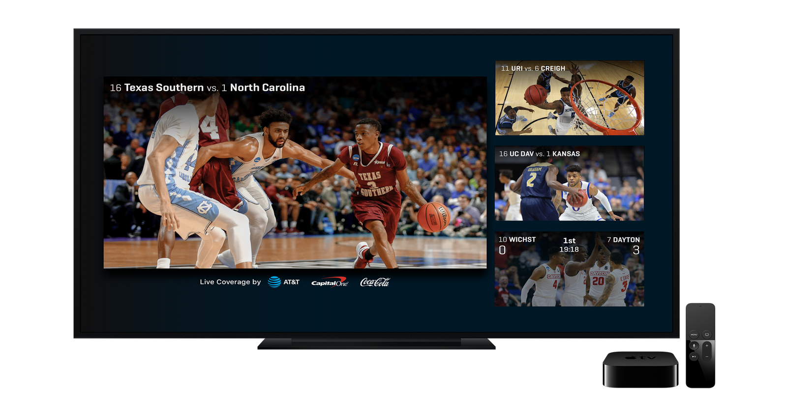 March Madness: A cord cutter's guide to watching, streaming