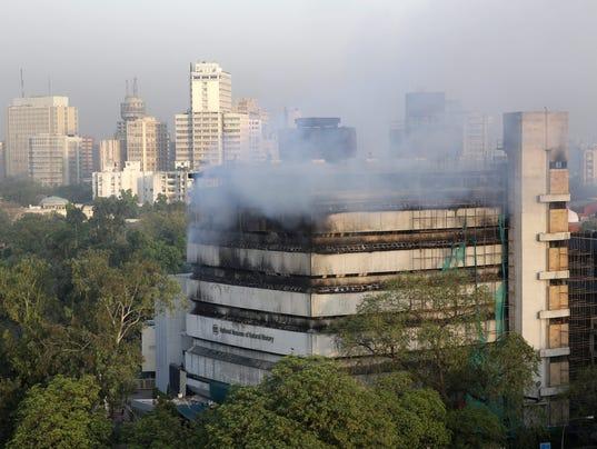 EPA INDIA FIRE DIS FIRE IND NE