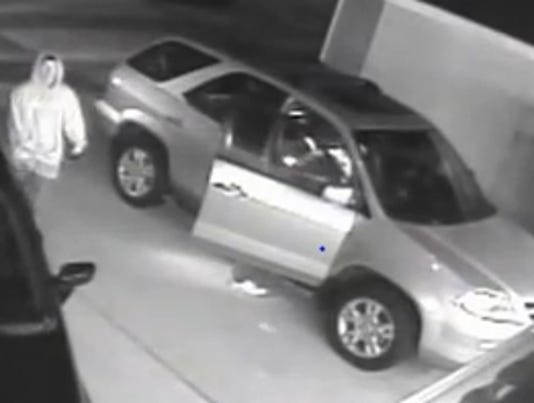 Thieves defeat keyless entry to break into cars