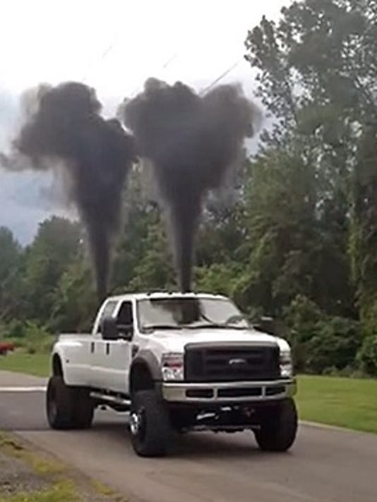 Answer Man: Is 'rolling coal' legal? School zone speeding?
