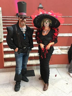. This fall they'll guide twenty fellow travelers on a weeklong trip timed to coincide with San Miguel's Dia de los Muertos, or Day of the Dead celebrations.