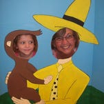 Lumberton Library celebrates 75 years of Curious George