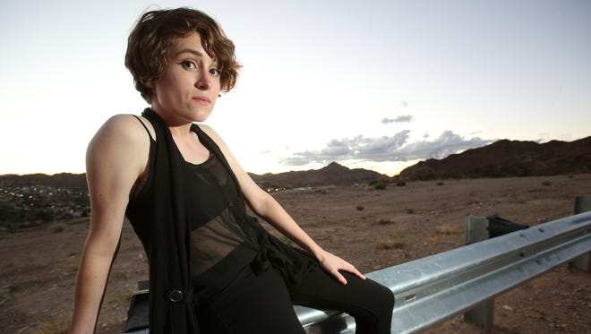 "El Paso singer-songwriter Emily Davis is coming out with her third album, titled ""The Worst Kind of Curse,"" this week."