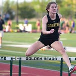 Girls track & field: Title back to Corning