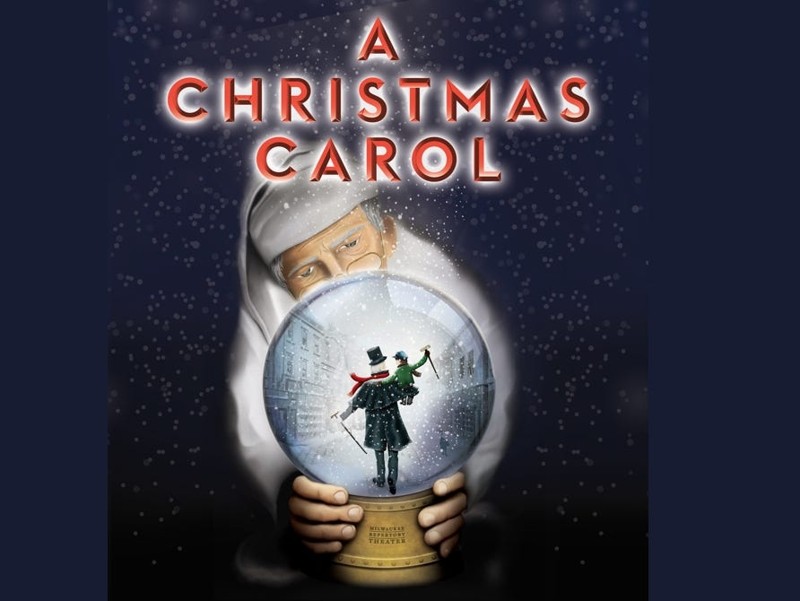 Save on tickets to Milwaukee's favorite holiday tradition at Milwaukee Repertory Theater.