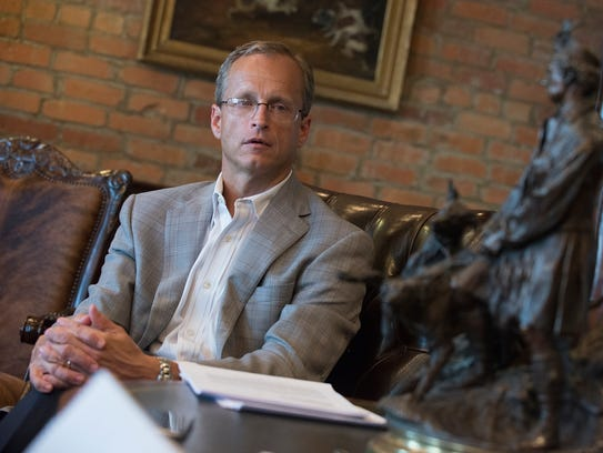 Ted Meadow, lead attorney third case against Johnson