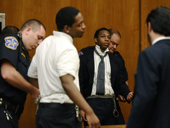 Nyje Johnson was found guilty of aggravated manslaughter