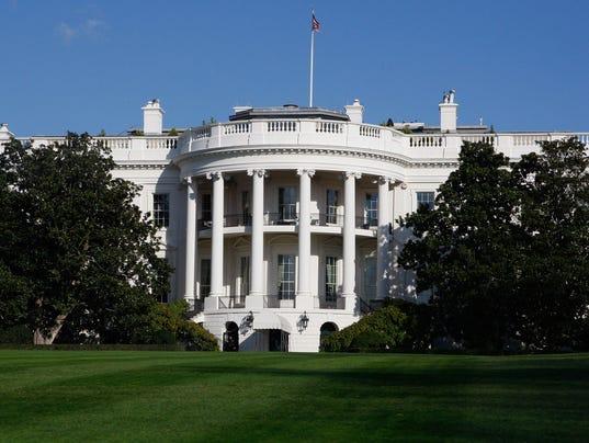 AP SHOTS FIRED WHITE HOUSE A FILE USA DC