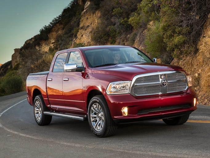 The EcoDiesel-powered 2015 Ram 1500's quiet ride and