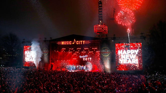 Music City NYE