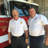 Assistant fire chief has no plans to retire after 50 years with deparatment