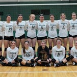 Brown City volleyball falls in regional finals, ends season 33-9-6