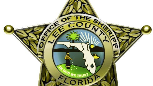Lee County Sheriff badge