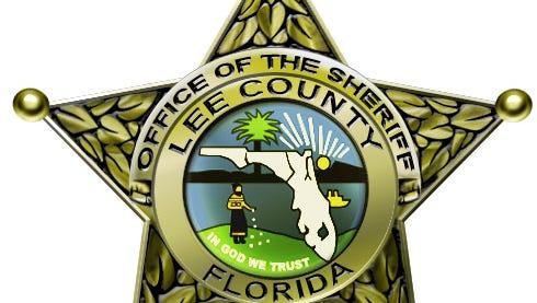 Lee County Sheriff badge