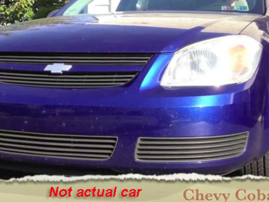 An example of a Chevy Cobalt, which is the type of vehicle suspected in a Sioux Falls hit-and-run on June 24. Police are looking for a blue or purple Pontiac G5 or Chevy Cobalt in connection to the hit-and-run. Not the actual vehicle involved.