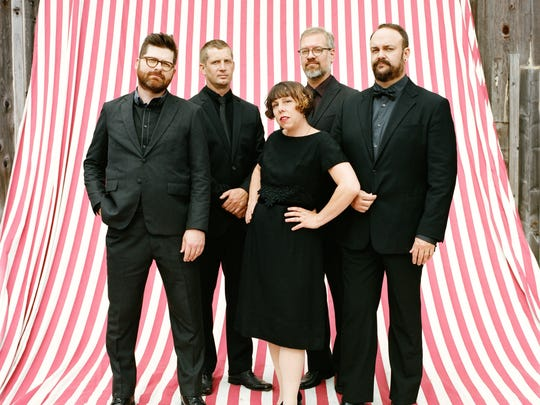 The Decemberists is scheduled to headline 80/35 on July 9.