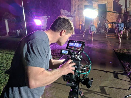 "Bryan Boyd, four-time Emmy-winning filmmaker, filmed ""Absolution"" with an Angenieux Optimo Anamorphic zoom lens."