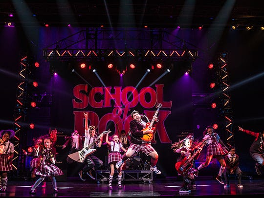 Tickets for School of Rock are on sale now!