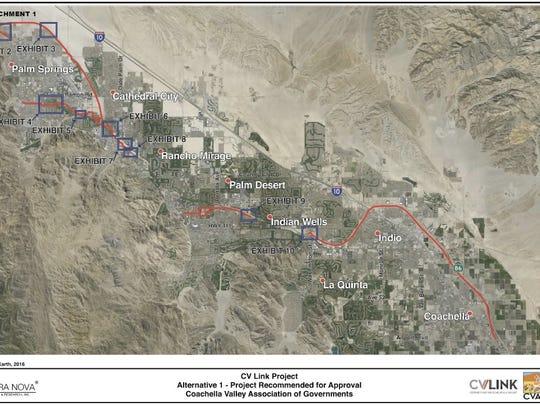 The Coachella Valley Association of Governments' executive