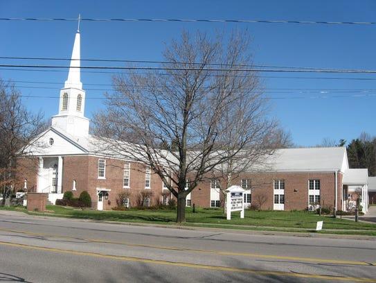Greece United Methodist Church in Monroe County