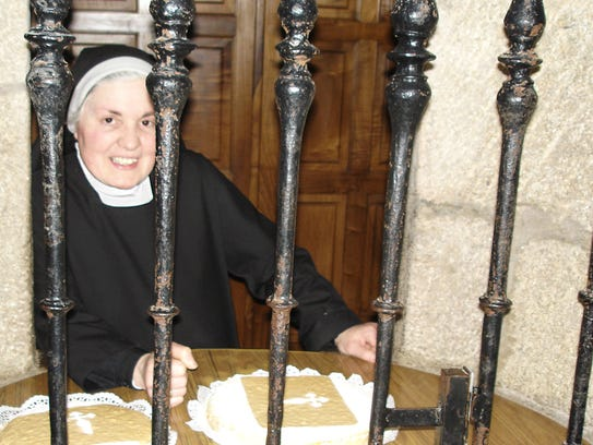 Nuns throughout Spain bake and sell specialty treats,
