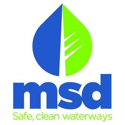 MSD's new logo.