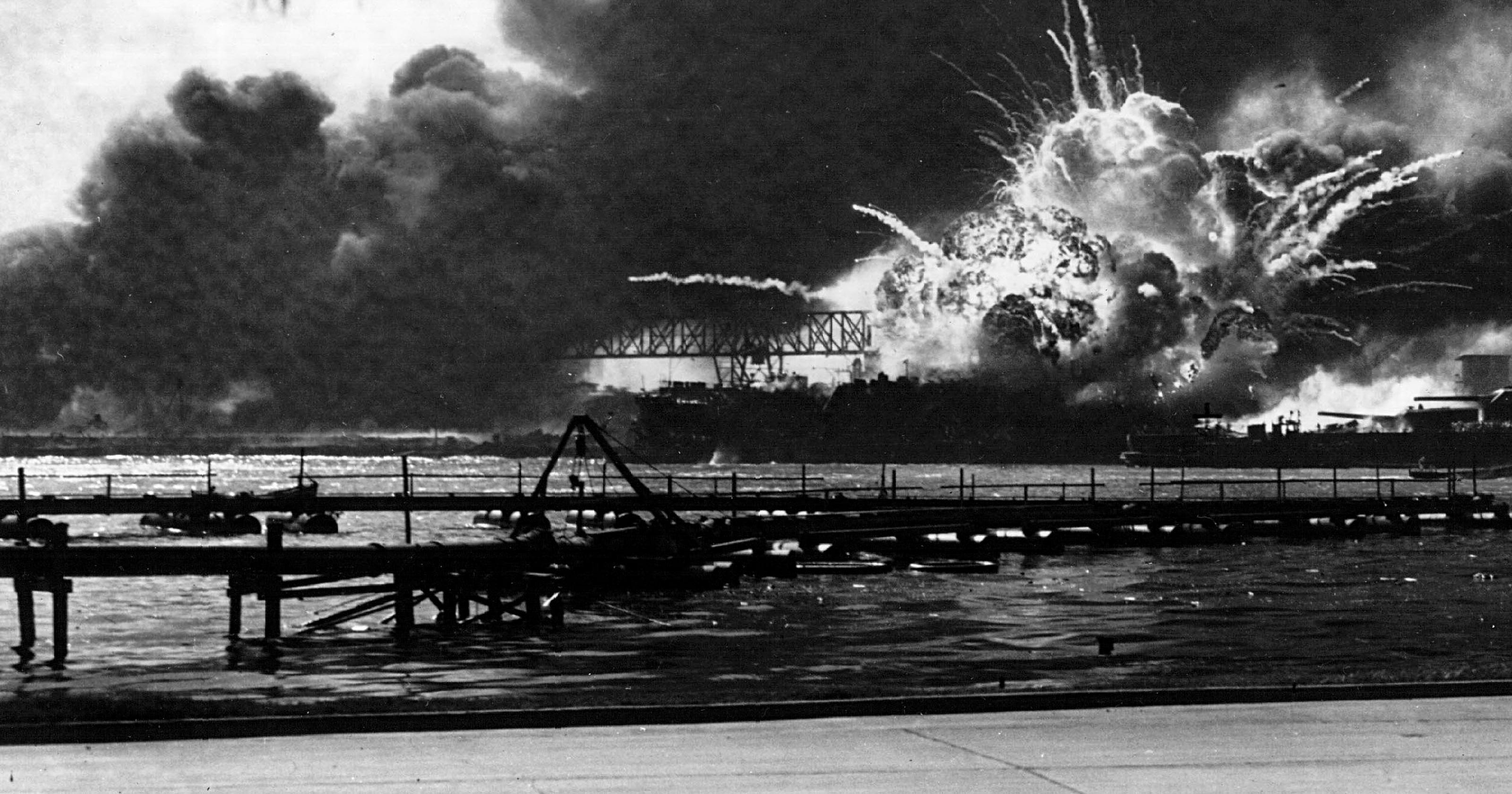 A day of devastation: Pearl Harbor attack killed dozens of