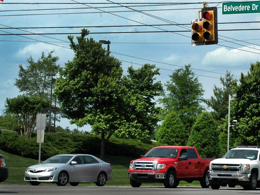 Gallatin Police: Red light cameras cut accident rate