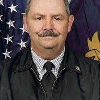 Sheriff Danny Millsaps of Graham County, N.C.