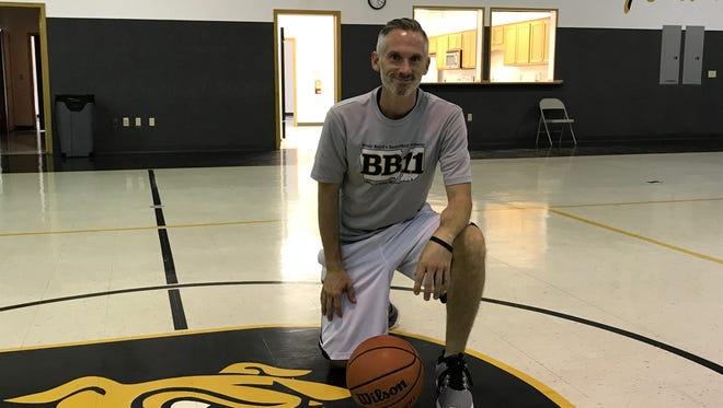 Former Dugger star Brody Boyd is back helping the Bulldogs' program.