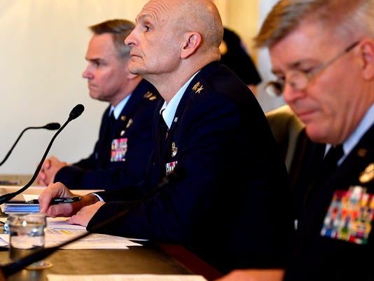 Senate Armed Services Subcommittee on Air-Land Forces and Air Force Modernization